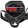 Рюкзак компактный женский Vintage 20053 Черный, фото 7