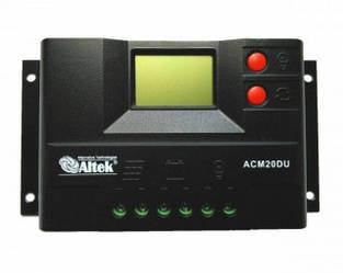 Контролер заряду Altek ACM20D+USB