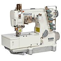 Minerva M571JD распошивальная машина со встроенным сервомотором, фото 1