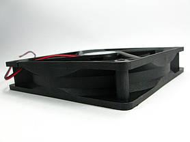 Вентилятор сварочного аппарата 120х120х25 мм 24V 0,3А, фото 2