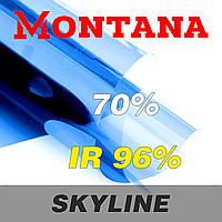 Атермальная тонировочная пленка MONTANA SKYLINE 70% 1,52м