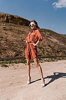 Платье - рубашка женское норма ВЛЮ566, фото 1