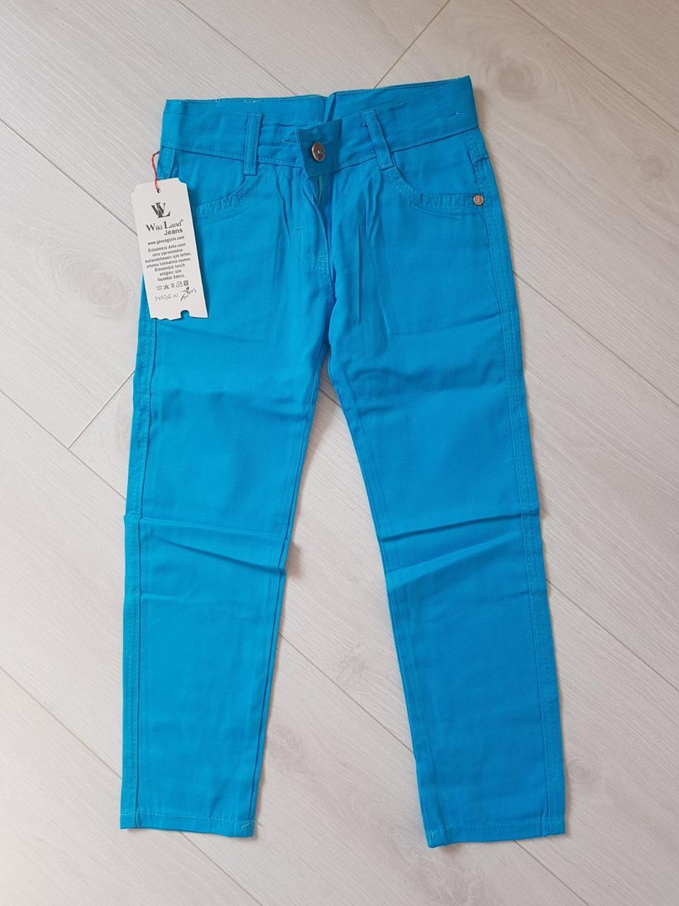 Тонкий джинс-коттон для мальчика подросток р. 8-12 лет опт