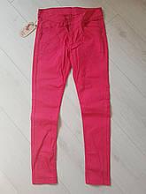 Подростковый тонкий джинс-коттон для девочки р. 13-17 лет