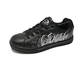 Кросівки чоловічі bona 191С чорні