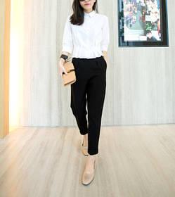 Стильные облегающие брюки лосины, L - XXL
