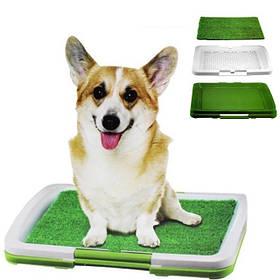Комнатный туалет (лоток) для собак Puppy Potty Pad