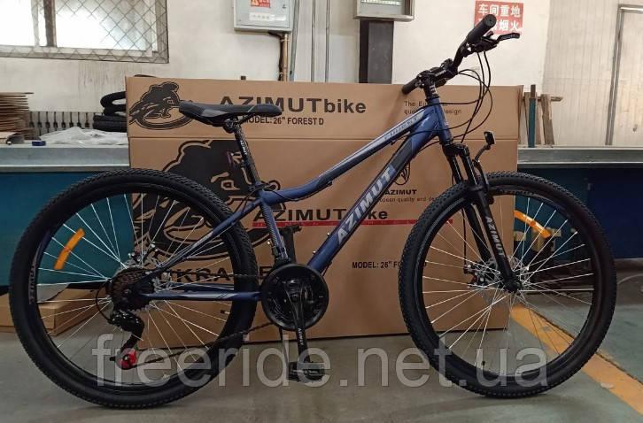 Горный Велосипед Azimut Forest 26 G-FR/D (13)
