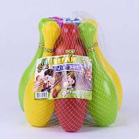 Кегли M-Toys с двумя шарами SKL11-180154