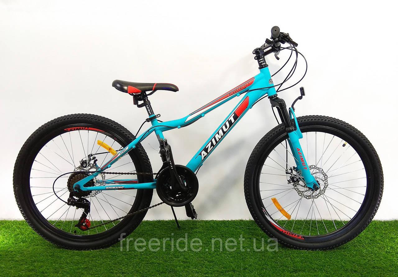 Горный Велосипед Azimut Forest 26 D (13)