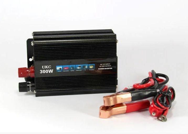 Перетворювач AC/DC 300W 12V SSK