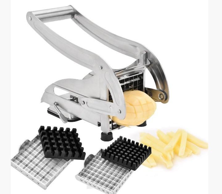 Прилад для нарізання картоплі фрі картофелерезка Potato Chipper