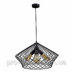 Светильник подвесной в стиле лофт на три лампы NL 3429-3 MSK Electric