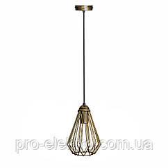 Светильник подвесной в стиле лофт NL 537 BN MSK Electric бронза