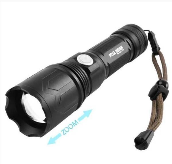 Ліхтарик BL 8900-P50 18650 battery