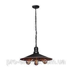Светильник подвесной в стиле лофт на три лампы NL 453 MSK Electric