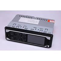 Автомагнитола MP3 3883 ISO 1DIN сенсорный дисплей  Черный