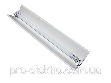 Светильник открытый под led лампу 120см  СПВ 01-1200 стандарт MSK Electric