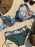 Раздельный стильный женский купальник, фото 2