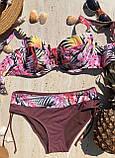 Раздельный стильный женский купальник, фото 3