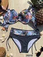 Раздельный стильный женский купальник