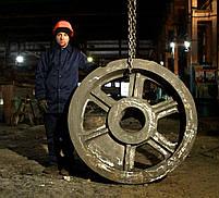 Крупногабаритное литье (чугун, сталь), фото 7