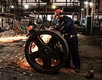 Крупногабаритное литье (чугун, сталь), фото 6