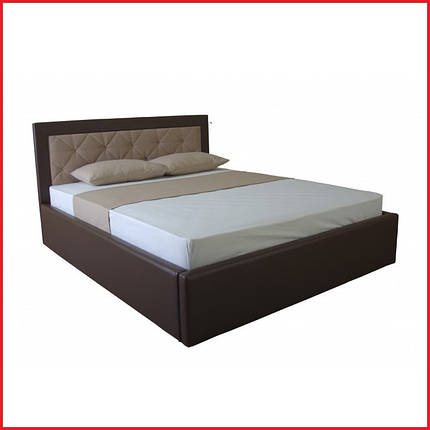 Кровать Флоренс / с подъемным механизмом (Melbi), фото 2