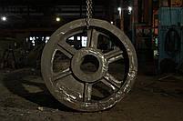 Изготовление литых деталей (сталь, чугун), фото 5