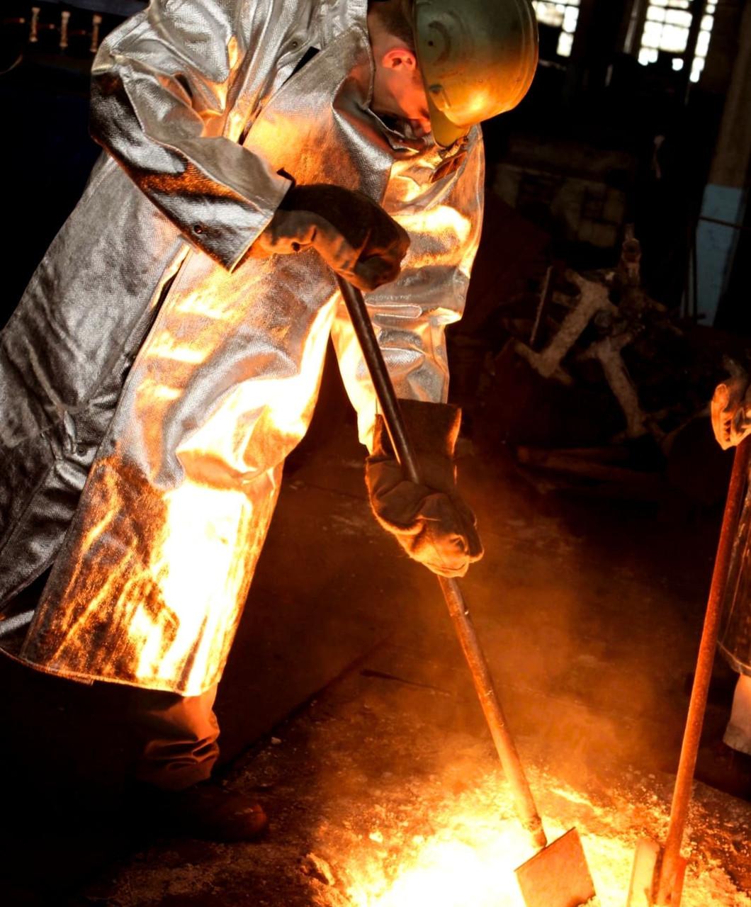 Изготовление литых деталей (сталь, чугун)