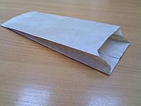 Пакет для шаурмы, чая, кофе, булочек, пончиков, выпечки 100мм*30мм*230 мм. цвет: белый