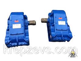 Крановый редуктор Ц2-250-16