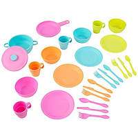 KidKraft 27 предметов игрушечная детская посуда 63319 Cookware Set