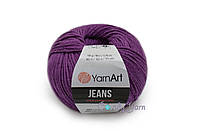 YarnArt Jeans, Фиолет №50