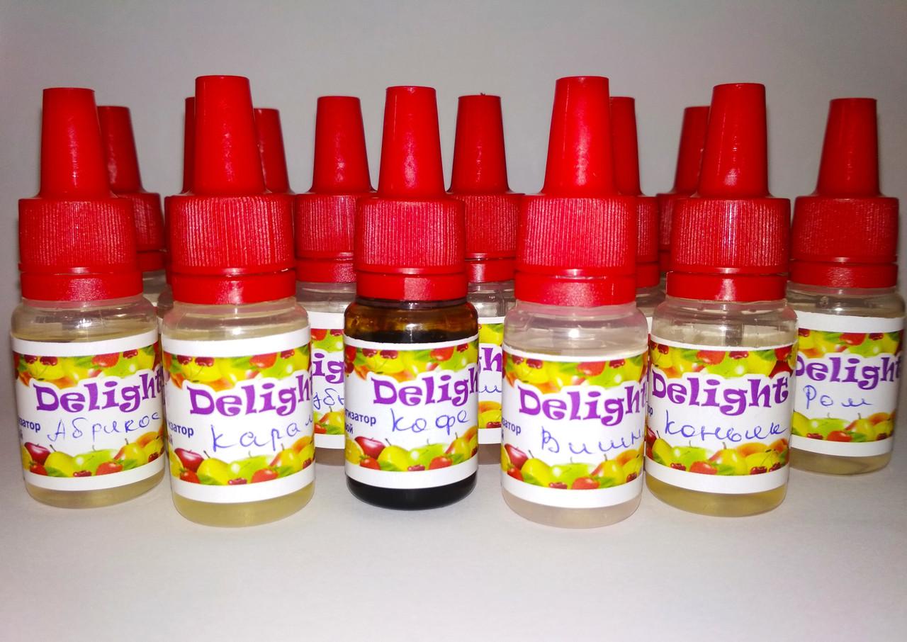 Кола Жидкий пищевой ароматизатор вкусовая добавка Delight 10 мл