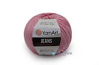 YarnArt Jeans, светло-розовый №36