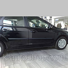 Молдинги на двері для Ford Focus Mk2 2004-2011