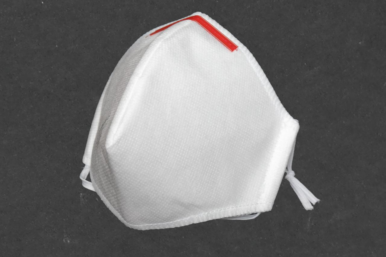 5 шт. Респиратор маска Славия FFP3 с зажимом (без клапана), круче чем Бук, Мик и Микрон, 5 шт