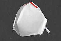 5 шт. Респиратор маска Славия FFP3 с зажимом (без клапана), круче чем Бук, Мик и Микрон, 5 шт, фото 1