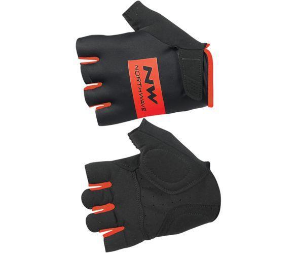 Рукавички вело Northwave Flag Short Gloves | троянд. S, M, L, XL