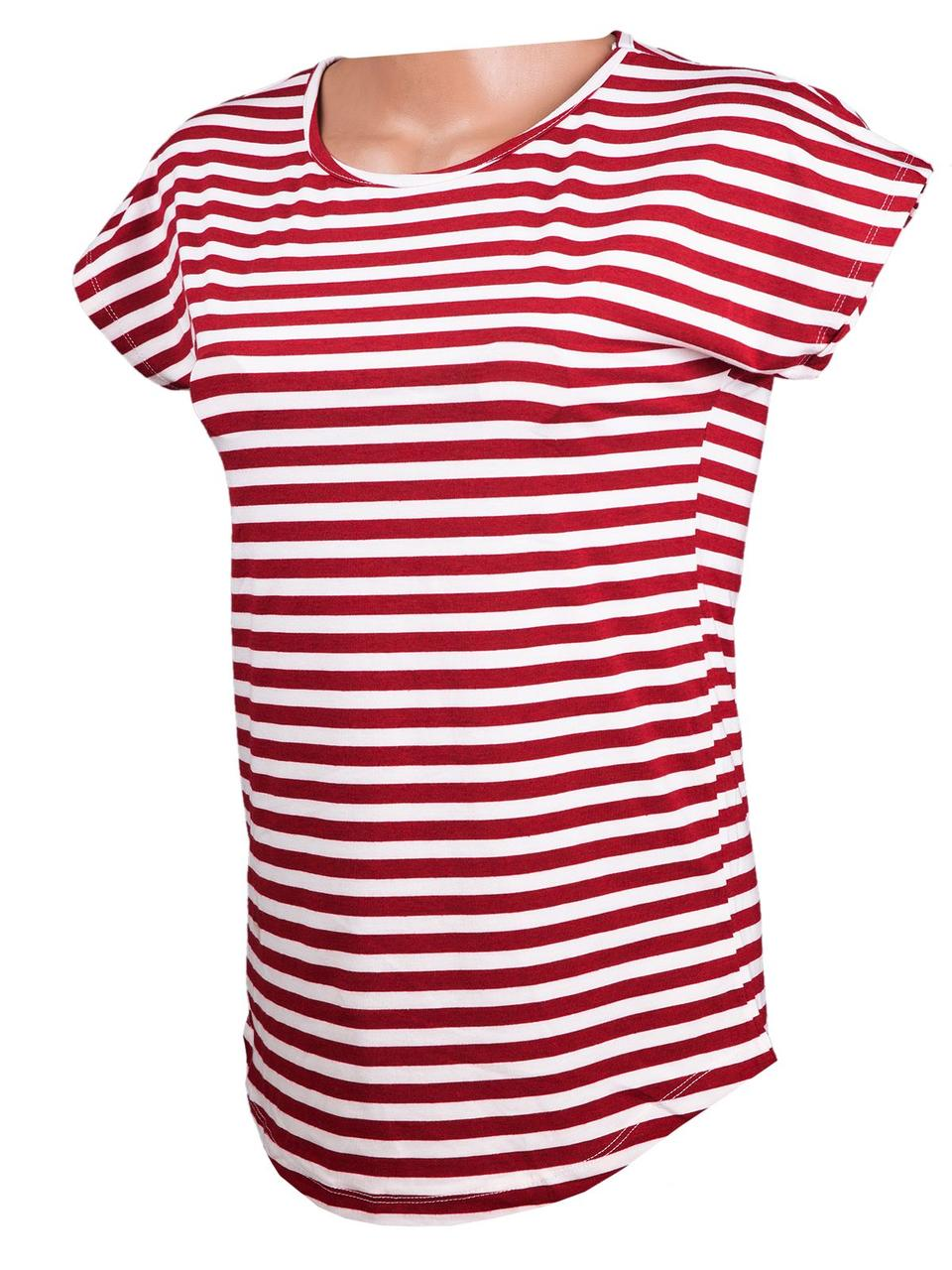 Женская летняя футболка Батал