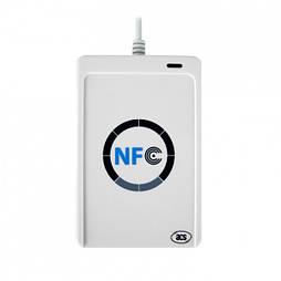Сканер ID паспортов и смарт карт NFC считыватель беcконтактных карт ACS ACR122U