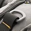 M-Tac сумка Urban Line City Patrol Carabiner Bag Grey, фото 3