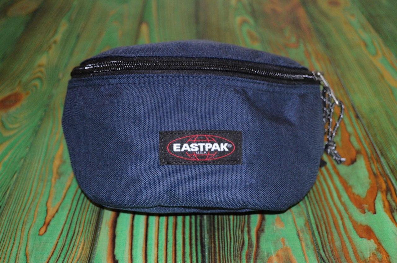 Поясная сумка  Eastpak navy/blue