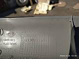 Накладка (обшивка) стойки лобового стекла левая Рено Логан б/у, фото 2