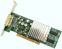 Профессиональный видео-ускоритель PNY VCQ4280NVS-PCI-T 64 МБ Video SDRAM PCI Б/У Лот #5, фото 1
