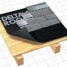 Гидроизоляционная мембрана DELTA-ROOF