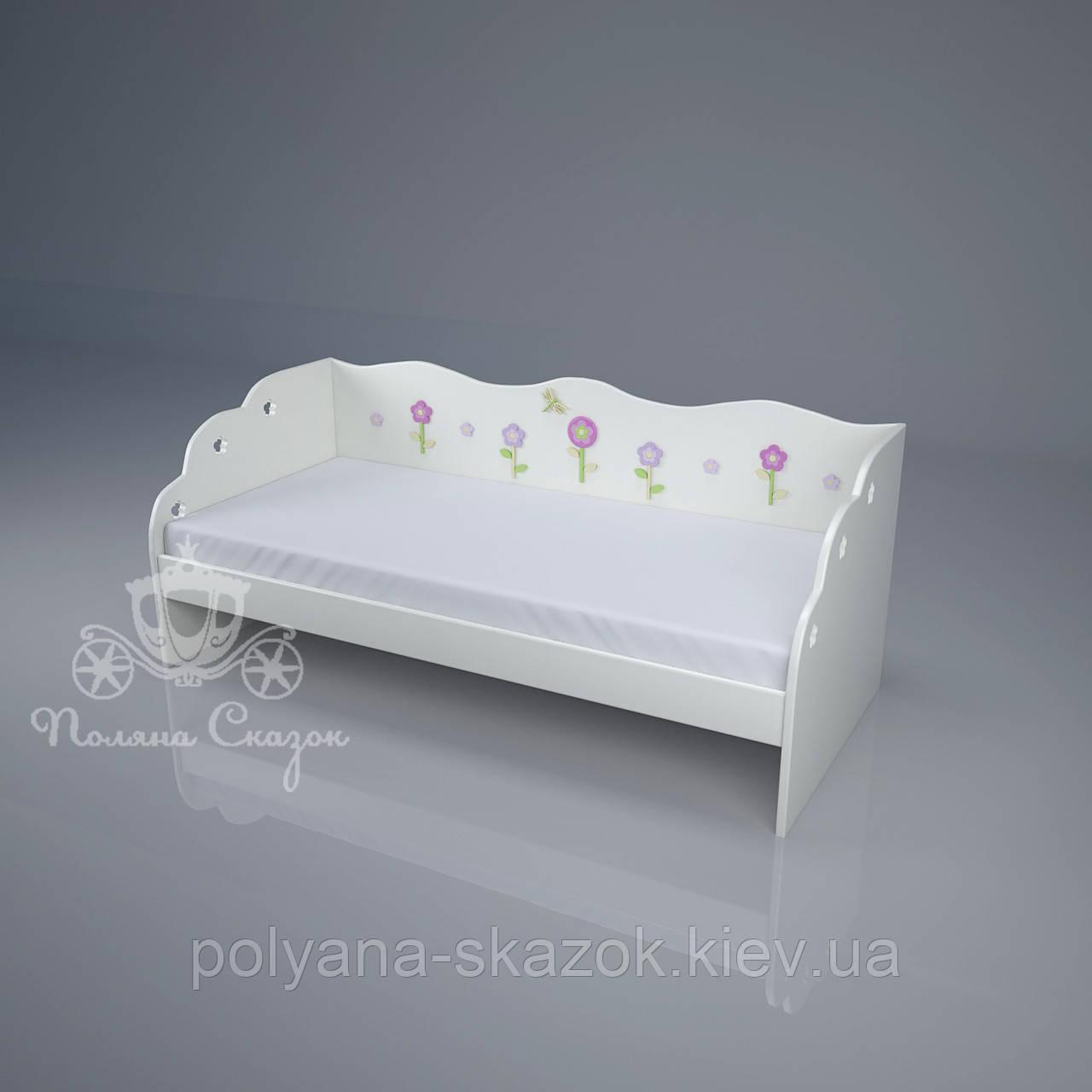 """Кровать детская декорированная  """"Лето"""", фото 1"""