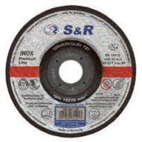 Круг зачистной по нержавеющей стали S&R Premium типа AS 30 Т 230
