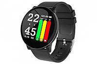 ✅ Наручные смарт часы Smart S9, смарт вотч, часы телефон, фитнес браслет | смарт часи (Гарантия 12 мес)
